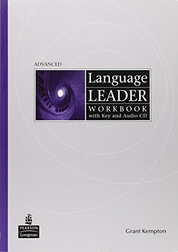 Language Leader Advanced Workbook With Key and 2 Audio CD Pack
