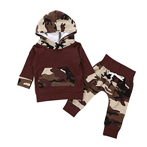 Anzug Strampler Für Kleinkinder - Moginp Strampler Anzug,2pcs Kinderkleidung Kleinkind Baby