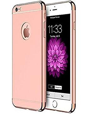 Funda para Apple iPhone 7 Wouier® 3 en 1 a prueba de golpes, extremamente delgada Funda protectora de parachoques...