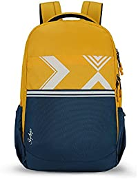 Skybags Komet 49 Ltrs Yellow Laptop Backpack (SBKOM03YLW)