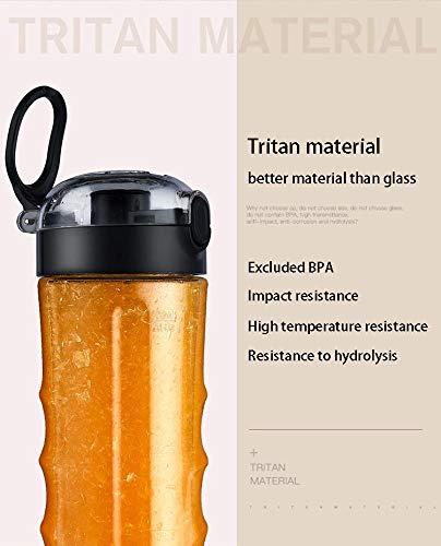 OOTO-Tragbarer-Mixer-Mini-Smoothie-Maker-Multifunktion-Haushaltsentsafter-Gemsesfte-Babynahrung-Milchshakes-Cocktails-Sicherheit-Tritan-Material-BPA-Frei-600ml