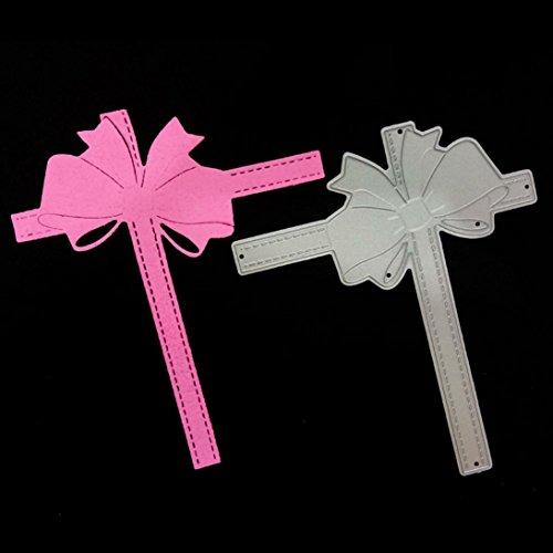 FNKDOR Scrapbooking Stanzschablone, Papierbasteln Schablonen Stanzmaschine Schneiden Stanzformen, für Sizzix Big Shot und andere Prägemaschine (B)