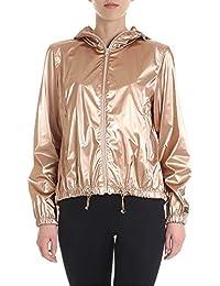 c737bf86f6 Pinko Women's 1C103fy57sn22 Pink Viscose Outerwear Jacket