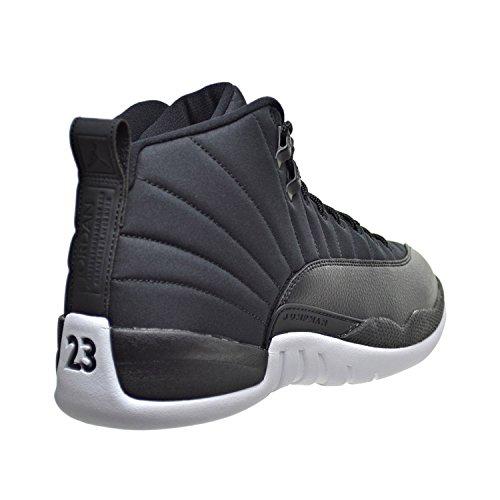 Nike Air Jordan 12 Retro - Basketaballschuhe, Farbe Schwarz (black / gym red-white), Größe black/gym red-white