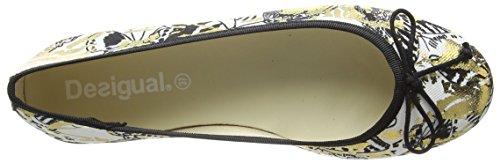 Desigual Shoes_Missia 6 Damen Geschlossene Ballerinas Schwarz (2000 NEGRO)