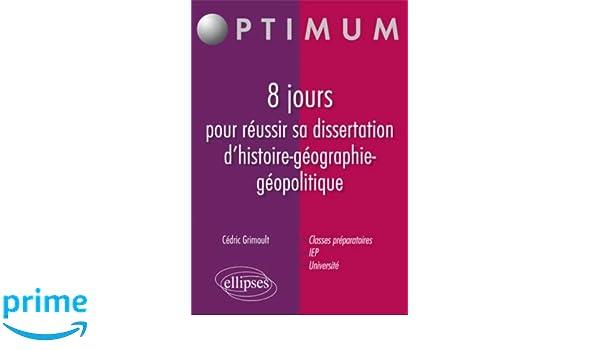 ECRITS m  thodologie Brouillon dissertation de GEOGRAPHIE     menrvablog Superprof