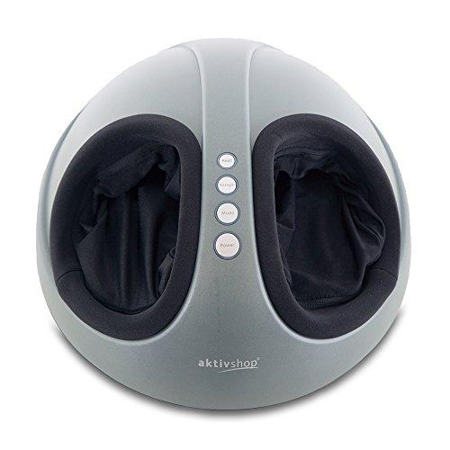 Shiatsu-Fußmassagegerät mit 3D Luftmassage und Wärmefunktion