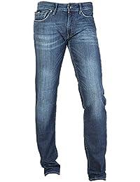 Gas - Jeans Bleu Morriszip - Homme