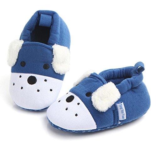 Jungen Igemy Weiß Baby Soft Mädchen Soled Schuhe Fring Krippe rutsch 1paar Nette Anti qEgrFE