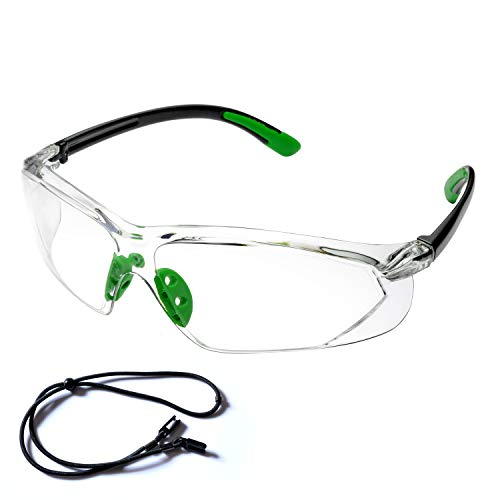 SAFEY EAR Gafas Protectoras Hombres Antiniebla Con