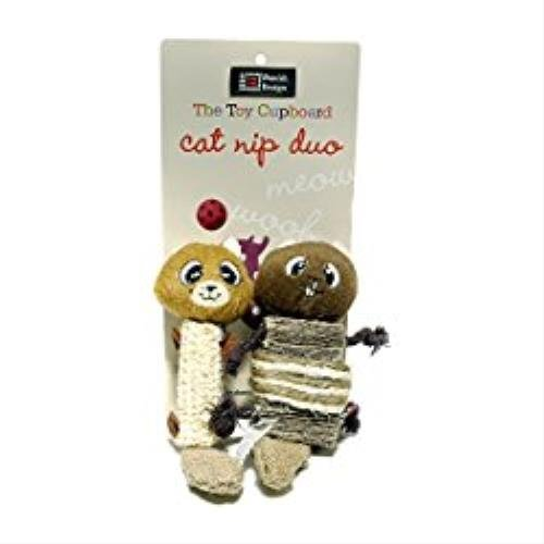 Chip and Chap Duo Cat Toys