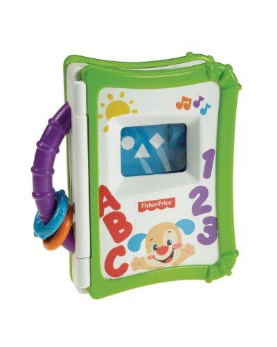 Fisher-Price - Mi primer libro digital, juguete...