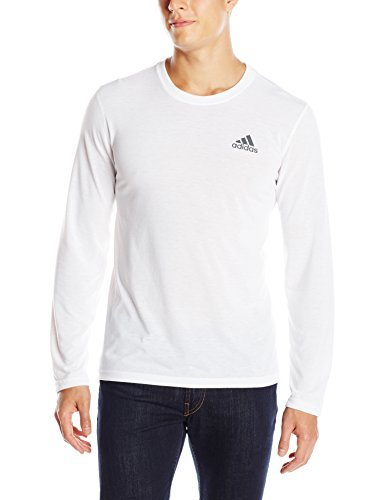 Adidas Performance Men S Ultimate Long-sleeve T-shirt