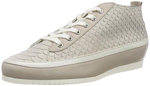 HÖGL Damen 5-10 2307 1900 Hohe Sneaker, Grau (Taupe), 42 EU