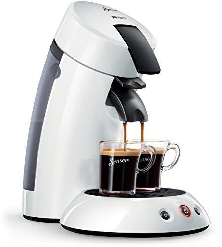 Senseo HD7817/19 Original Kaffeepadmaschine (1 - 2 Tassen gleichzeitig) weiß