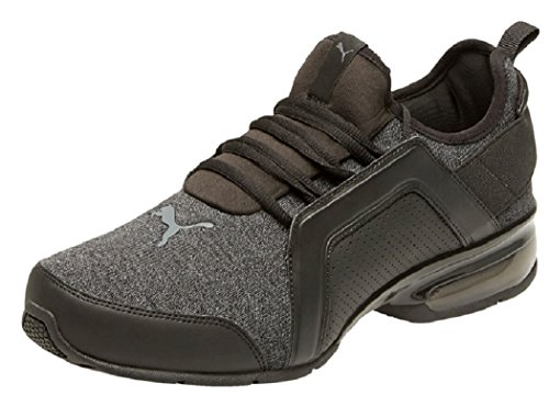 Puma Herren Sneaker Leader VT Fresh Knit 366954 Puma Black 44.5