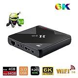 lï Vestmon H10 TV Box 6k HD