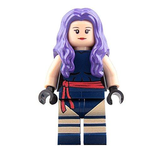 Minifigures Psylocke Elizabeth Betsy Glorianna Braddock Super Heroes Marvel Brixplanet