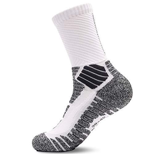 Herren Basketballsocken Sneaker Socken,kinder & Herren Sportsocken,Laufsocken,Atmungsaktiv , Strapazierfähig ,Anti-Rutsch Geeignet für Basketball ,Fußball, Fitness, Tennis, Joggen, Laufen, Alltag.