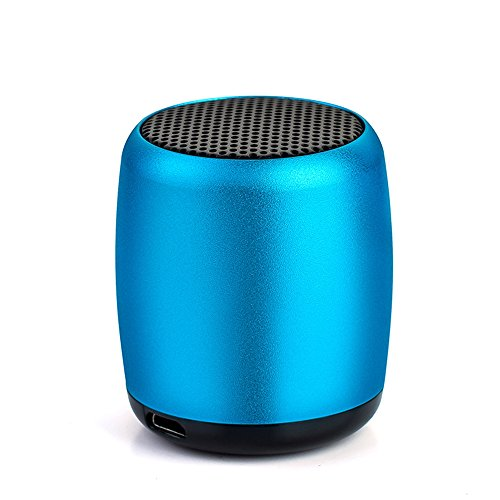 Estar Mini Coin Speaker | Portable Wireless Speaker | Bluetooth Speaker | With in buit Microphone | With Boot Key Selfie | With Pen Drive , Usb Port and SD Card Port compatible with Samsung Galaxy Pocket plus S5301 / Samsung Pocket plus S5301 (S 5301) ( Black , Golden , Silver , Blue , Red Colour ) , Random Colour  available at amazon for Rs.799