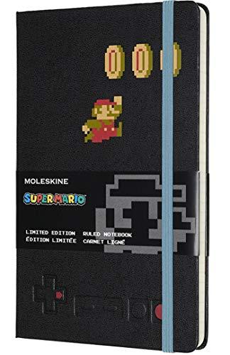 Moleskine Carnet, Large, Edizione Limitata Super Mario, in Motion
