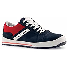 Dunlop Street Response - Zapatos de protección laboral S1P SRC