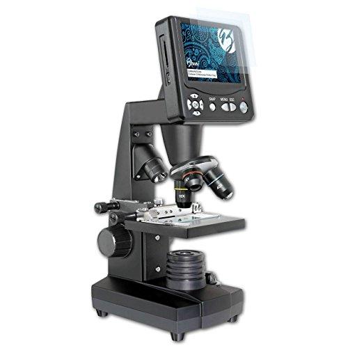 Bruni Protecteur d'écran pour Bresser LCD-Microscope 50-500x 3.5...