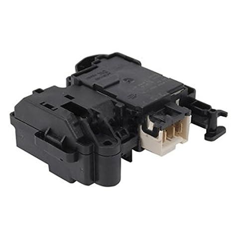 Spares2go Porte Interlock commutateur de verrouillage pour Haier Hw60-b1286Hw70-b1486machine à laver