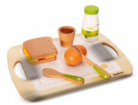 Vedes Großhandel Gmbh - Ware - Vedes al por mayor - la mercadería 0045006999 - bee frühstücksbrett con accesorios, juguetes diferentes