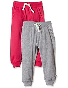 Magic Kids Pantalones de Deporte/ Joggers para Niña, Paquete de 2