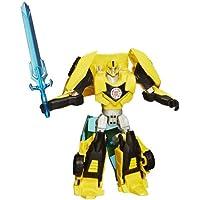 Transformers - Figura Warrior Bumblebee (Hasbro B0907ES0)