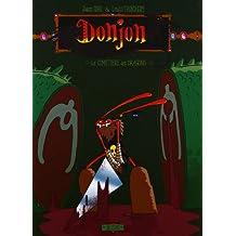 Donjon Crépuscule, tome 1 : Le Cimetière des Dragons