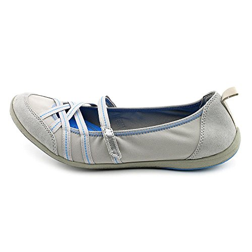 Clarks Illit Mary Jane Wohnung Grey