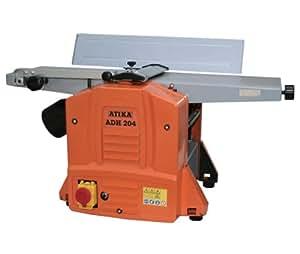 Atika 302240–Rabot à fil et à épaisseur adh 204