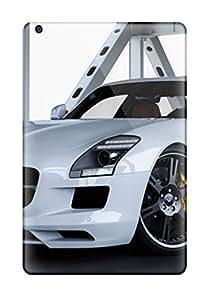 Pour Ipad mini/mini 2 Haute Tpu-Mercedes Sls Amg-Coque de protection