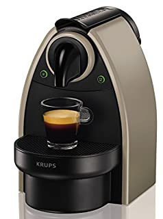 Nespresso XN 2140 Cafetera Essenza autovisión, 1260 W, Acero Inoxidable, Visón (B008GT04OY) | Amazon price tracker / tracking, Amazon price history charts, Amazon price watches, Amazon price drop alerts