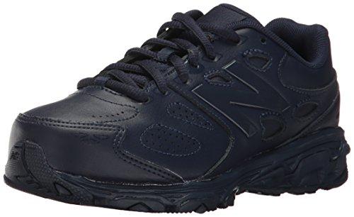 New Balance Unisex-Kinder 680 Sneaker Navy