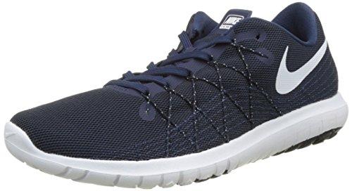 Nike Flex Fury 2, Chaussures de Running Entrainement Homme Multicolore (Azul / Blanco)