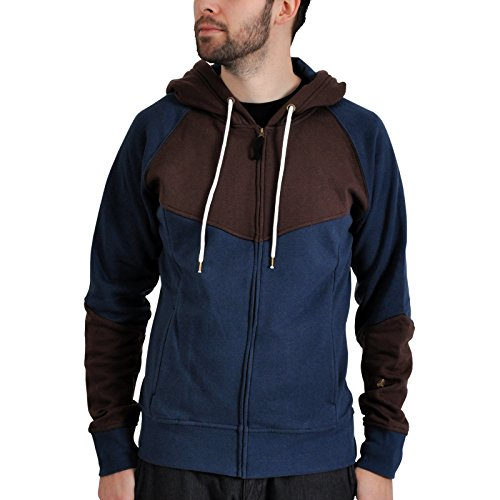 for-collectors-only - Felpa con cappuccio da uomo, motivo: Assassin's Creed, taglia: XL