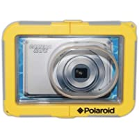 Boîtier étanche de plongée pour appareil photo par Polaroid ? protège presque tous les appareils ultra compacts à objectif fixe