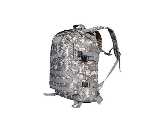 Yy.f Militärische Taktik Rucksack Militärischer Angriff Rucksäcke Rucksack Outdoor-Sport Wandern Camping Reiten. Multicolor E