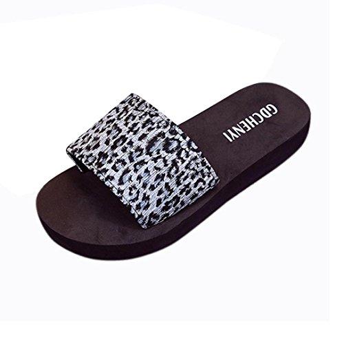 Strand Casual Damen Transer® Schuh Sommer Weiß Blockabsatz Sandalen Sandelholz qxSZfgw