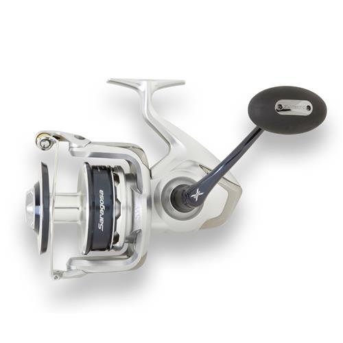 Shimano Saragosa (6000 sw Sole Spinning Fishing Reel, srg6000sw (Die Peak-6000)