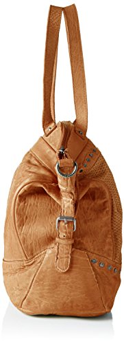 Taschendieb Td0913, sac bandoulière Marron (Cognac)