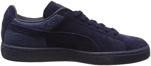 Puma Clsscasembf6, Baskets Basses Mixte Adulte Bleu (Peacoat 02)