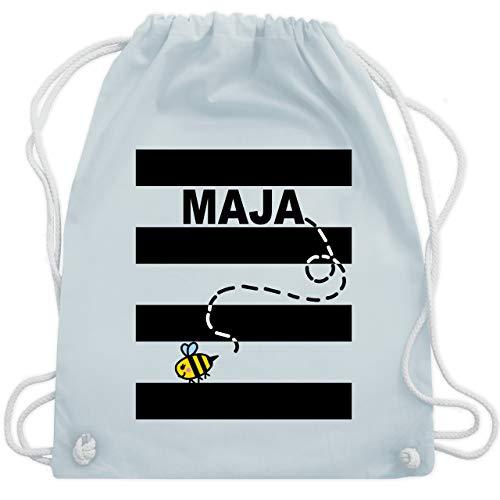 Karneval & Fasching - Bienen Kostüm Maja - Unisize - Pastell Blau - WM110 - Turnbeutel & Gym Bag