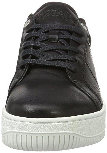 Pantofola d'Oro Babice Donne Low, chaussons d'intérieur femme Schwarz (Black)