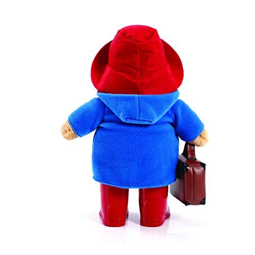 Paddington, Bär, Regenbogen-Design, klassisch, mit Stiefeln und Koffer, groß