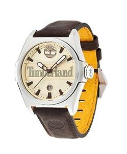 Reloj Timberland BACK BAY TBL.13329JS/07A de cuarzo para hombre, correa de cuero color marrón de Timberland