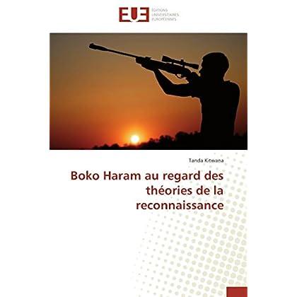 Boko Haram au regard des théories de la reconnaissance